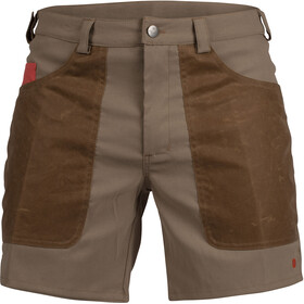 "Amundsen Sports M's Field 7"" Shorts desert/tan"